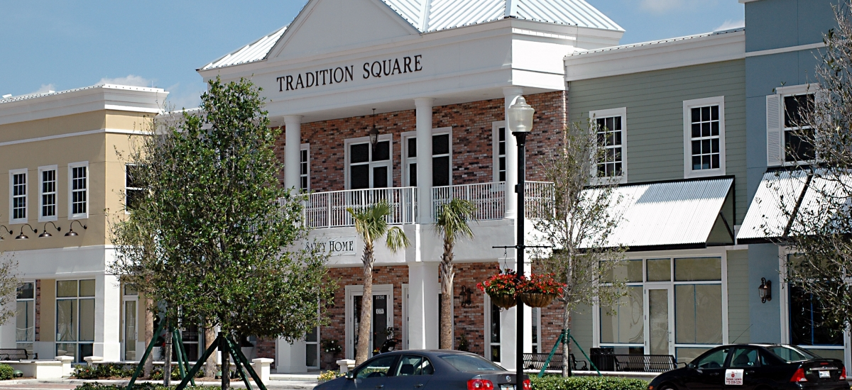Tradition Square Buildings Image